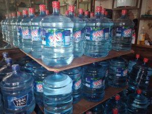 phân phối nước khoáng LaVie