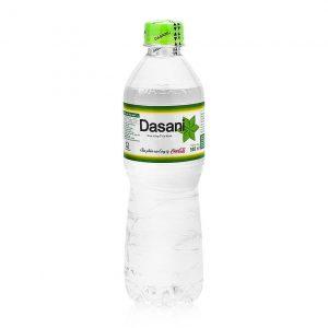 Thùng nước tinh khiết Dasani 500ml