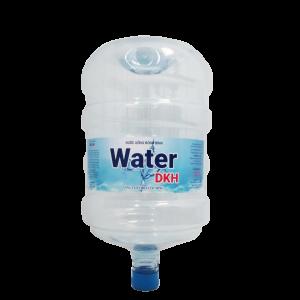 Nước uống tinh khiết Water DKH bình 20L